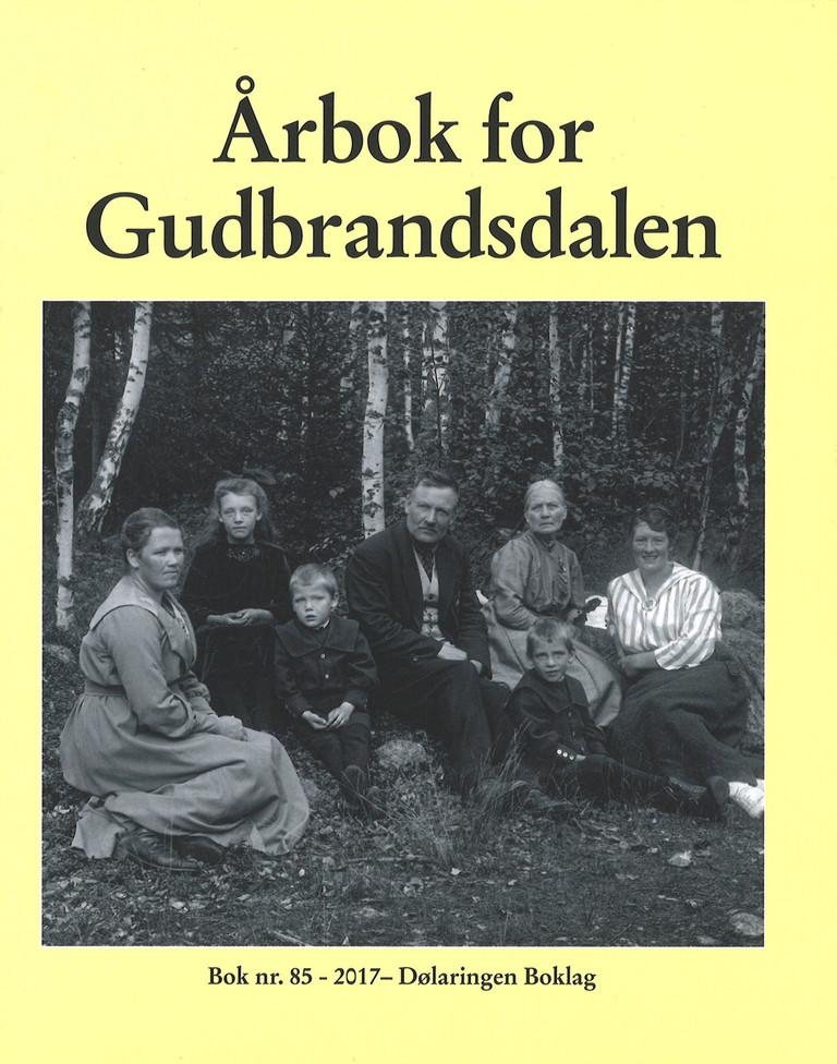 Årbok for Gudbrandsdalen. Årbok