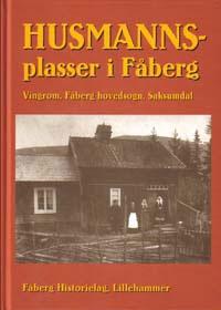 Omslag Husmannsplasser i Fåberg. bind 2