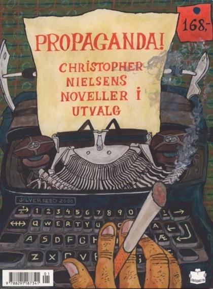 Omslag. Propaganda! av Christopher Nielsen